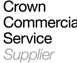 Crown Commecial Service Supplier logo