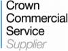 Crown Commecial Service Supplier logo
