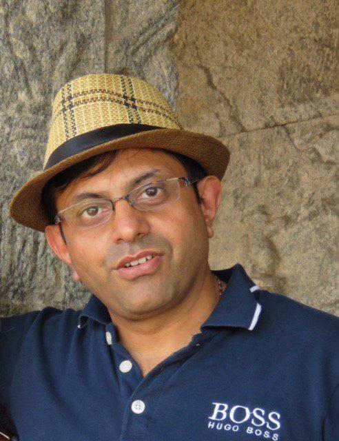 Mohan Bharatia