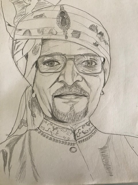 Pranav Kapadia by Mohan